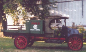 antique-truck-with-solid-rubber-tires