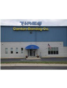 Home of Canton Bandag Tire Co