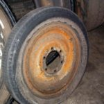 Retreaded truck tire Canton OH