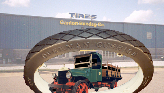 Home of Overman Cushion Tire