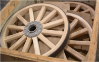 Remanufactured Wheels Ready To Ship | Overman Cushion Tire Co